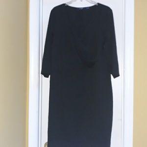Eloquii Black Dress